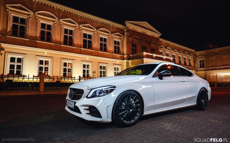 Mercedes C300 | BC Forged RZ815