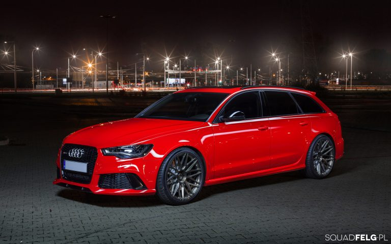 Audi RS6 C7 | BC Forged EH308 21""